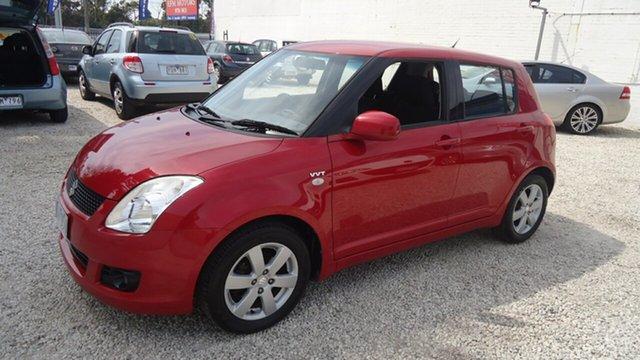 Used Suzuki Swift S, Seaford, 2008 Suzuki Swift S Hatchback