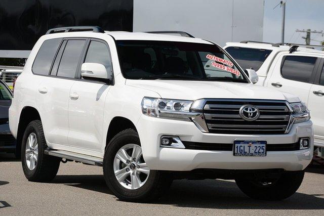 Used Toyota Landcruiser GXL (4x4), Mandurah, 2017 Toyota Landcruiser GXL (4x4) Wagon