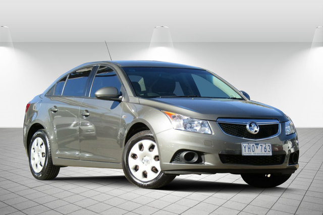 Used Holden Cruze CD, Oakleigh, 2011 Holden Cruze CD Sedan