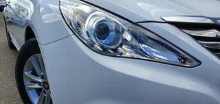 2011 Hyundai i45 Active Sedan.