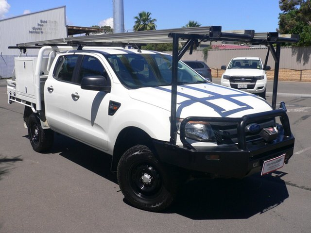 Used Ford Ranger XL Double Cab, St Marys, 2014 Ford Ranger XL Double Cab Utility