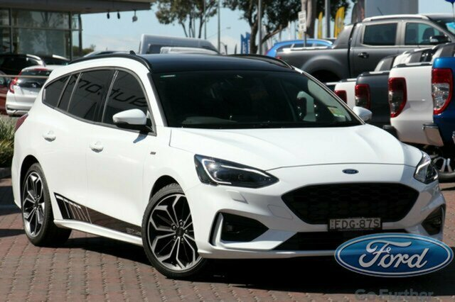 Discounted Used Ford Focus ST-Line, Narellan, 2019 Ford Focus ST-Line Wagon