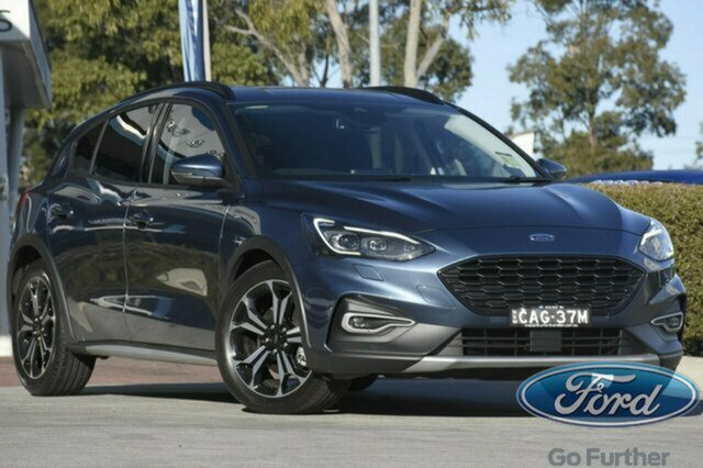 Discounted Used Ford Focus Active, Narellan, 2019 Ford Focus Active Hatchback
