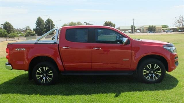 Used Holden Colorado LTZ Pickup Crew Cab, 2017 Holden Colorado LTZ Pickup Crew Cab Utility