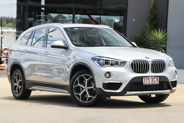 Used BMW X1 sDrive18d Steptronic, Indooroopilly, 2016 BMW X1 sDrive18d Steptronic Wagon