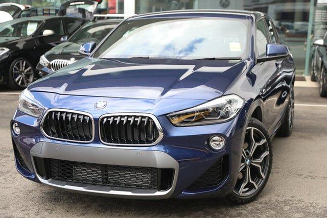 Demonstrator, Demo, Near New BMW X2 sDrive 18i M Sport X, Brookvale, 2019 BMW X2 sDrive 18i M Sport X Wagon