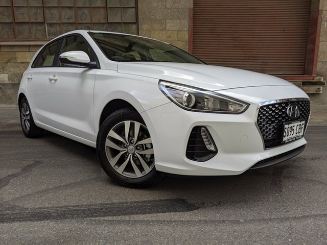 Demonstrator, Demo, Near New Hyundai i30 Active, Cheltenham, 2019 Hyundai i30 Active Hatchback