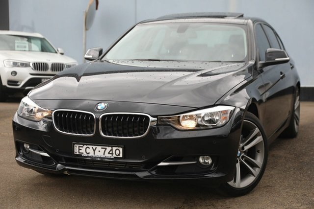 Used BMW 320i Sport Line, Brookvale, 2013 BMW 320i Sport Line Sedan