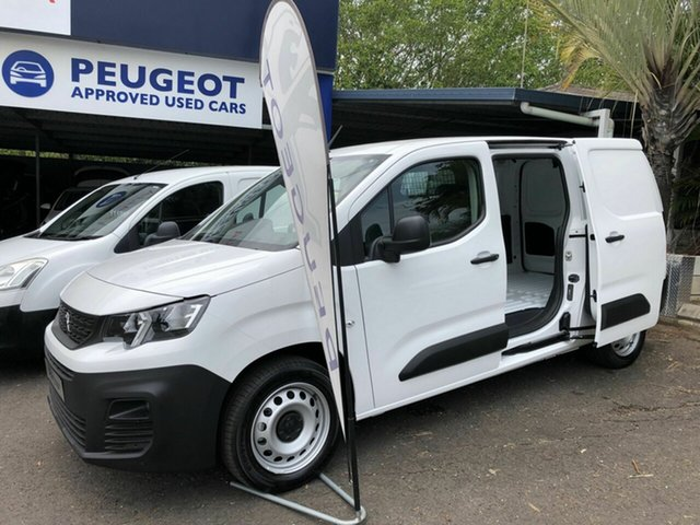 New Peugeot Partner Partner 92 L2, Nambour, 2019 Peugeot Partner Partner 92 L2 PCV092L2DM19 Van