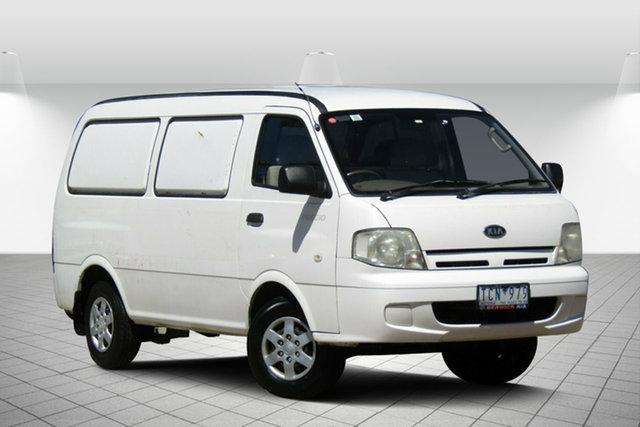 Used Kia Pregio, Oakleigh, 2004 Kia Pregio Van