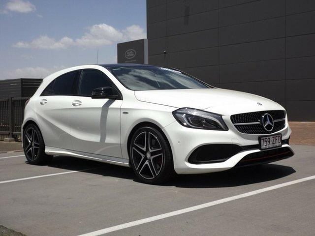 Used Mercedes-Benz A-Class A250 D-CT 4MATIC Sport, Toowoomba, 2015 Mercedes-Benz A-Class A250 D-CT 4MATIC Sport Hatchback