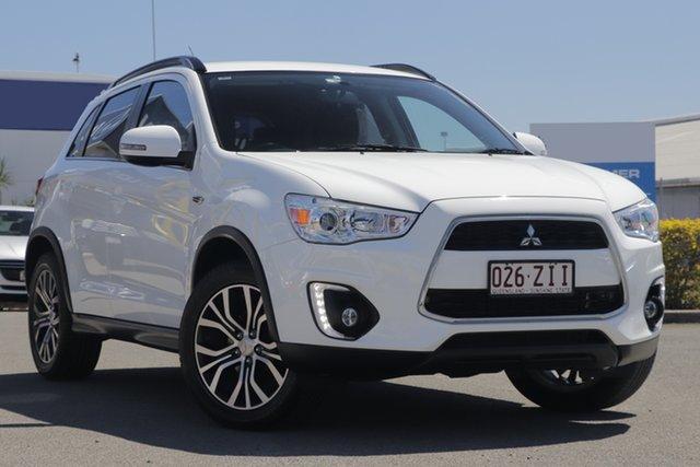 Used Mitsubishi ASX LS 2WD, Toowong, 2015 Mitsubishi ASX LS 2WD Wagon