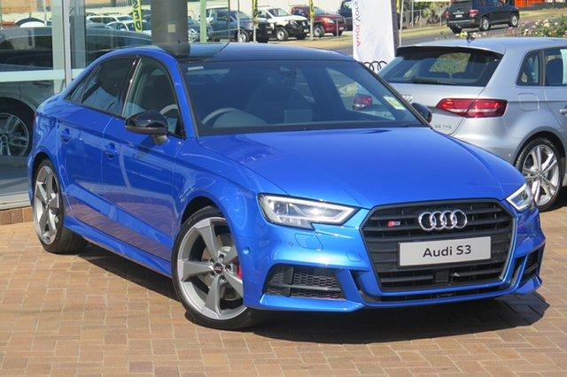 New Audi S3 S Tronic Quattro, Toowoomba, 2019 Audi S3 S Tronic Quattro Sedan