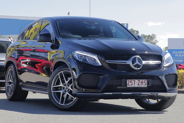 Used Mercedes-Benz GLE-Class GLE350 d Coupe 9G-Tronic 4MATIC, Toowong, 2017 Mercedes-Benz GLE-Class GLE350 d Coupe 9G-Tronic 4MATIC Wagon