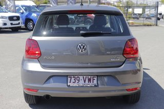 2015 Volkswagen Polo 66TSI Trendline Hatchback.
