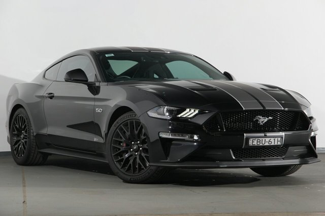Used Ford Mustang GT Fastback, Narellan, 2018 Ford Mustang GT Fastback Fastback