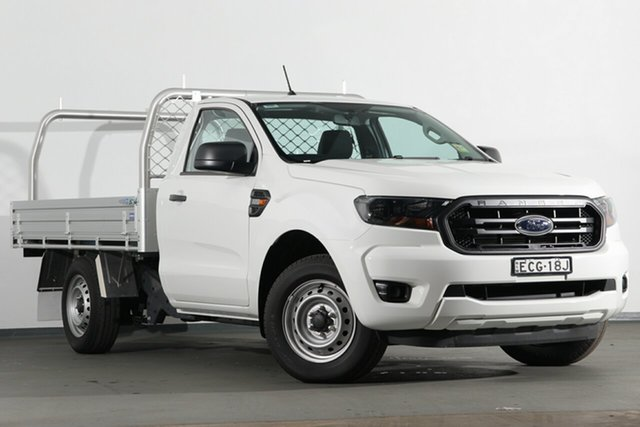 Discounted Used Ford Ranger XL 4x2, Narellan, 2018 Ford Ranger XL 4x2 Cab Chassis