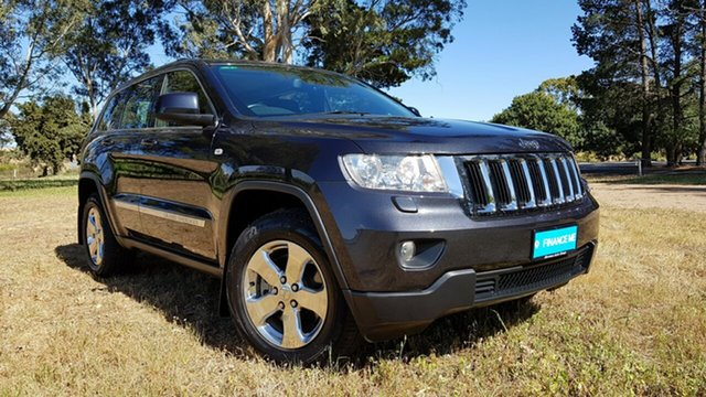 Used Jeep Grand Cherokee Laredo, Tanunda, 2012 Jeep Grand Cherokee Laredo Wagon