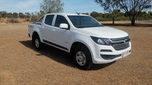 Used Holden Colorado LS Pickup Crew Cab, 2017 Holden Colorado LS Pickup Crew Cab Utility