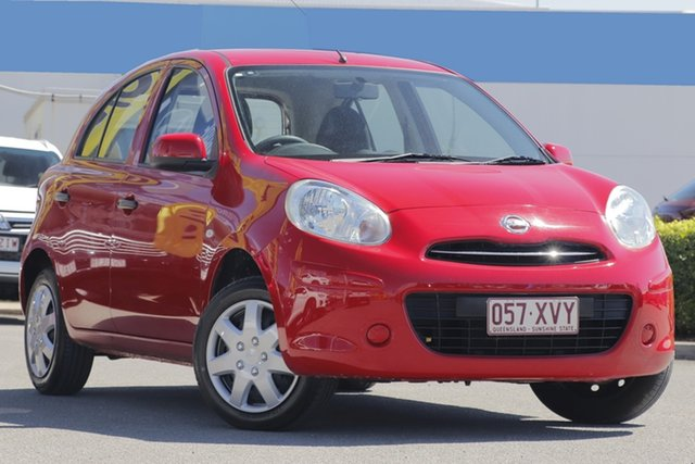Used Nissan Micra ST-L, Toowong, 2011 Nissan Micra ST-L Hatchback