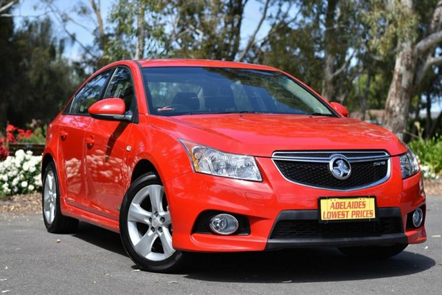 Used Holden Cruze SRi, Enfield, 2013 Holden Cruze SRi Sedan