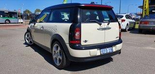 2010 Mini Cooper Clubman Wagon.