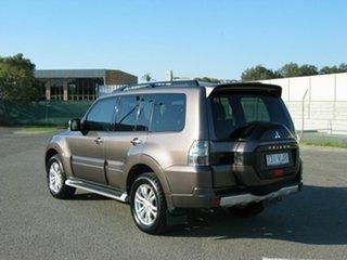 2015 Mitsubishi Pajero Exceed LWB (4x4) Wagon.