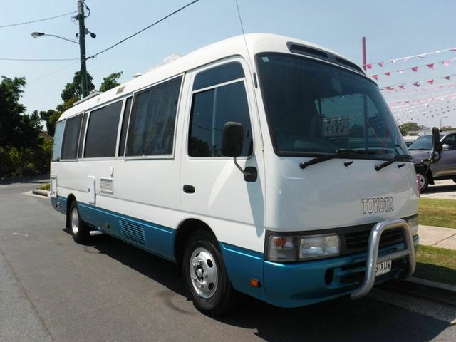 Used Toyota Coaster Deluxe, Margate, 2002 Toyota Coaster Deluxe Motor Home