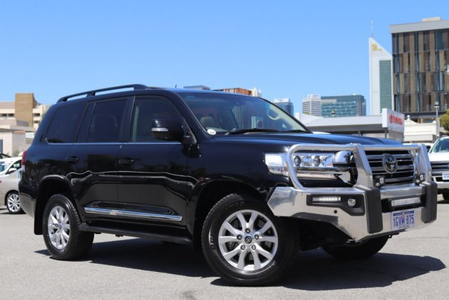 Used Toyota Landcruiser Sahara (4x4), Northbridge, 2016 Toyota Landcruiser Sahara (4x4) Wagon