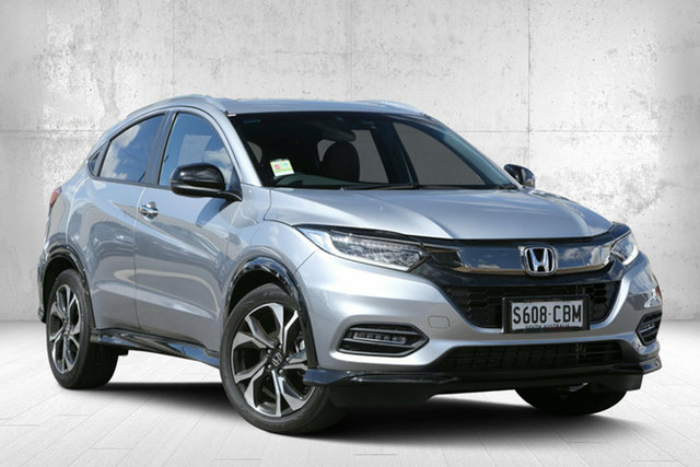 Demonstrator, Demo, Near New Honda HR-V RS, Modbury, 2019 Honda HR-V RS Hatchback