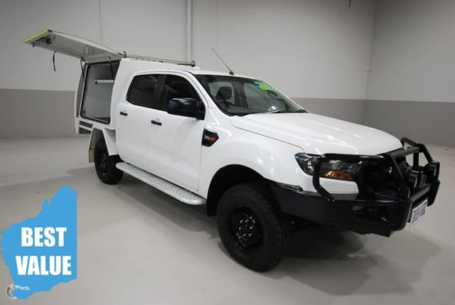 Used Ford Ranger XL Double Cab, Kenwick, 2015 Ford Ranger XL Double Cab Cab Chassis