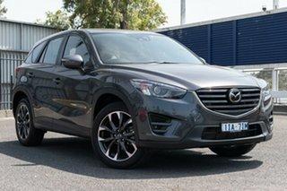 Used Mazda CX-5 Akera SKYACTIV-Drive AWD, Oakleigh, 2016 Mazda CX-5 Akera SKYACTIV-Drive AWD KE1022 Wagon