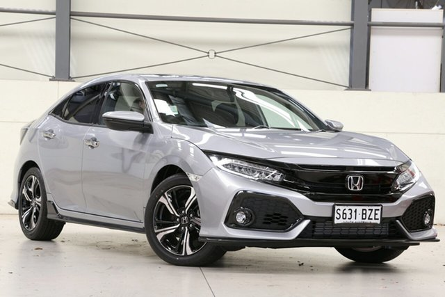 Demonstrator, Demo, Near New Honda Civic RS, Modbury, 2019 Honda Civic RS Hatchback