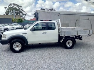 2007 Ford Ranger XL (4x4) Super Cab Chassis.