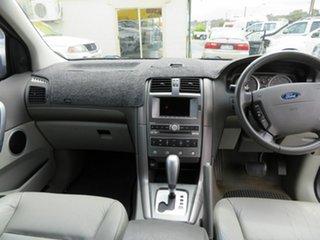 2004 Ford Territory Ghia Wagon.