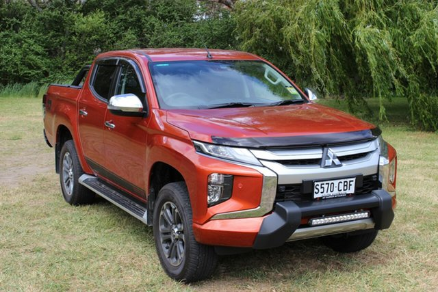Demonstrator, Demo, Near New Mitsubishi Triton Toby Price Edition Double Cab, Cheltenham, 2019 Mitsubishi Triton Toby Price Edition Double Cab Utility