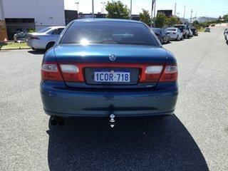 2002 Holden Berlina Sedan.