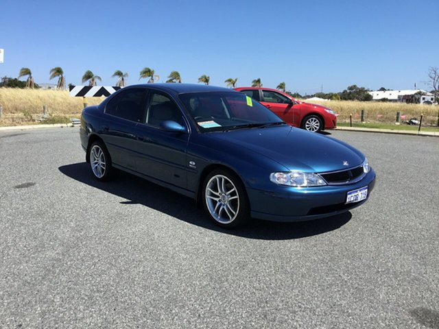 Used Holden Berlina, Wangara, 2002 Holden Berlina Sedan