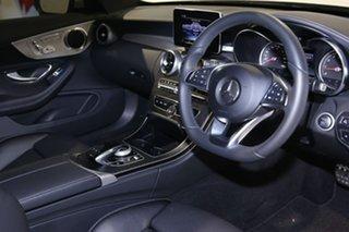 2017 Mercedes-Benz C-Class C200 9G-Tronic Coupe.
