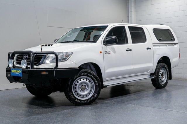 Used Toyota Hilux SR (4x4), Slacks Creek, 2014 Toyota Hilux SR (4x4) Dual Cab Pick-up