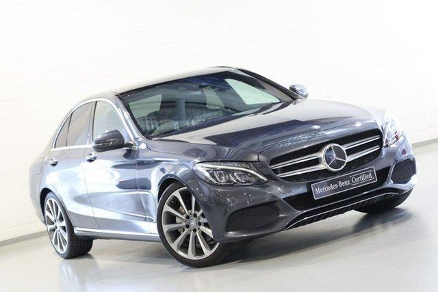 Used Mercedes-Benz C-Class C250 7G-Tronic +, Warwick Farm, 2015 Mercedes-Benz C-Class C250 7G-Tronic + Sedan