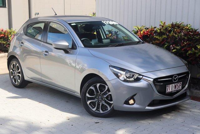 Used Mazda 2 Genki SKYACTIV-Drive, Cairns, 2016 Mazda 2 Genki SKYACTIV-Drive Hatchback