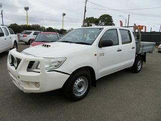 2013 Toyota Hilux SR Dual Cab Pick-up.