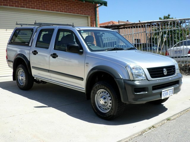 Used Holden Rodeo LX Crew Cab 4x2, Mount Lawley, 2006 Holden Rodeo LX Crew Cab 4x2 Utility