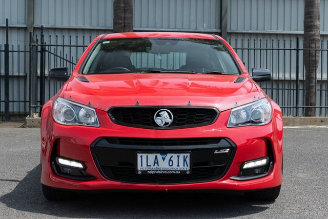 Used Holden Commodore SS V Sportwagon Redline, Oakleigh, 2017 Holden Commodore SS V Sportwagon Redline VF II MY17 Wagon