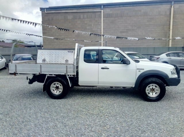 Used Ford Ranger XL (4x4), Klemzig, 2007 Ford Ranger XL (4x4) Super Cab Chassis