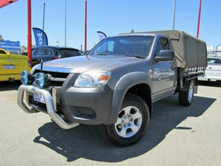 2011 Mazda BT-50 DX Cab Chassis.
