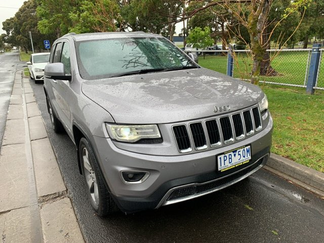 Used Jeep Grand Cherokee Limited, Cranbourne, 2014 Jeep Grand Cherokee Limited Wagon