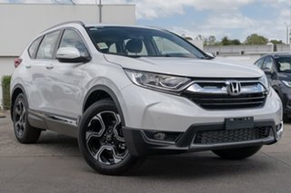 Demonstrator, Demo, Near New Honda CR-V VTi-S FWD, Oakleigh, 2019 Honda CR-V VTi-S FWD RW MY19 Wagon