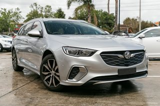 Demonstrator, Demo, Near New Holden Commodore RS Sportwagon, Oakleigh, 2018 Holden Commodore RS Sportwagon ZB MY18 Wagon